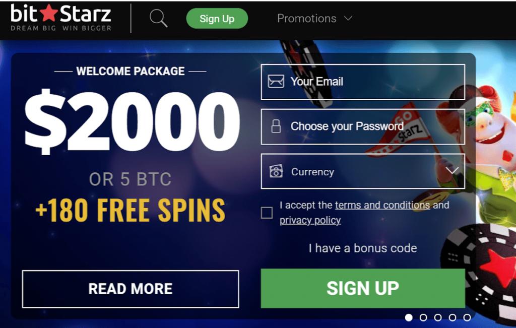 Обзор казино BitStarz – его особенности и способы запуска в Украине